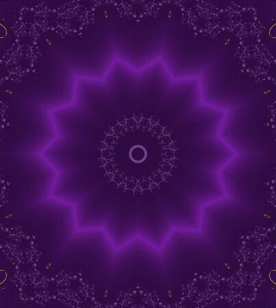 abstract silk violet photo