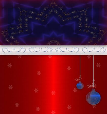 Cristmas abstract background photo