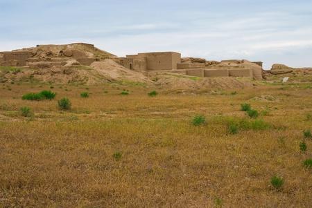 The Old Parthian empire, Turkmenistan