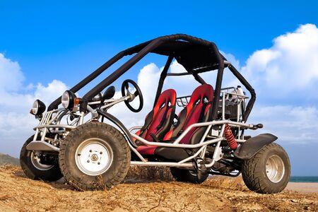 buggy: Side photographed Buggy