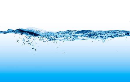 waterline: Blue waterline