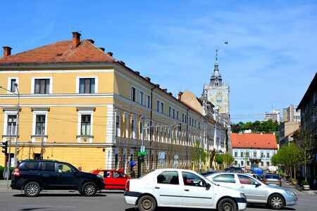 babes: Downtown in Cluj-Napoca