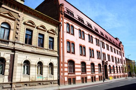 Old building in downtown Cluj-Napoca