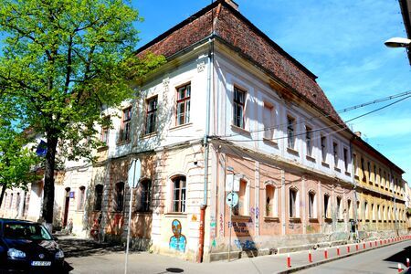 Old house in Cluj-Napoca