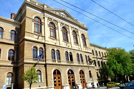 Official building in Cluj-Napoca