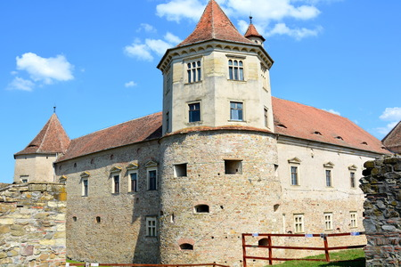 Fortress Fagaras, Construction of the fortress began in 1310, over an old fortification of earth and wood dating from the twelfth century. The purpose of building the city was essentially strategic, more precisely in defense of southern Transylvania incur Editorial