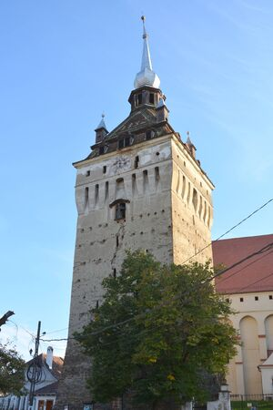 Saschiz fortified church is a fortified church in Keisd, in the Transylvania region of Romania.
