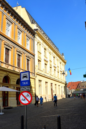 designated: Sibiu is one of the most important cultural centres of Romania and was designated the European Capital of Culture for the year 2007, along with the city of Luxembourg. Editorial