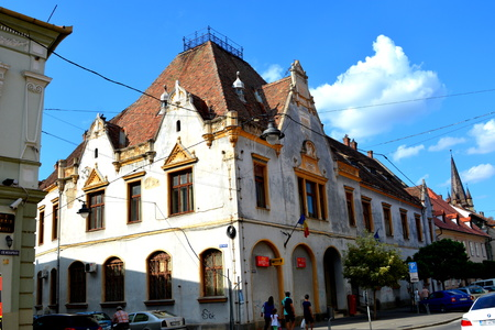 Sibiu is one of the most important cultural centres of Romania and was designated the European Capital of Culture for the year 2007, along with the city of Luxembourg. Editorial
