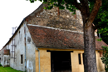 Fortified medieval church Codlea. During the 13th century, the Teutonic Order built a fortress known as Schwarzburg (black castle) near the Măgura Codlei. The castles name was first noted in 1265. The city of Codlea is believed to have been also founded