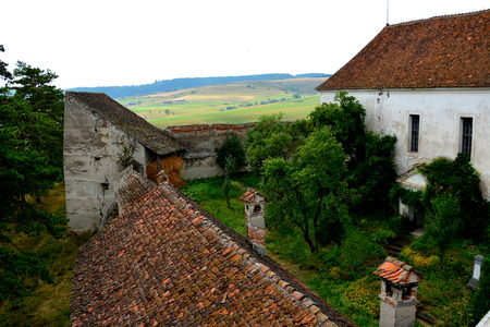 Ungra is a commune in Braşov County, Romania. In Ungra there is a medieval 13th century Transylvanian Saxon church and many old houses.Since its founding it was one of the most important villages in this area, where there was a strong Transylvanian Saxon