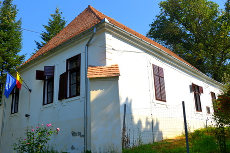 recently: Typical house near the medieval fortified saxon church in Calnic, Transylvania Câlnic village is known for its castle, which is on UNESCOs list of World Heritage Sites. Câlnic Citadel, first mentioned in 1269, is very well preserved. Built as a nobles