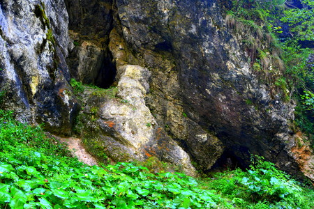 Ionele Cave. Landscape in Apuseni Mountains, Transylvania The Apuseni Mountains is a mountain range in Transylvania, Romania, which belongs to the Western Romanian Carpathians, also called Occidentali in Romanian. The Apuseni Mountains have about 400 cave
