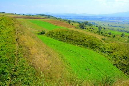 ルーマニア ・ トランシルバニア高原、ソナ、ブラショフ県の村でのケルトの墓 写真素材