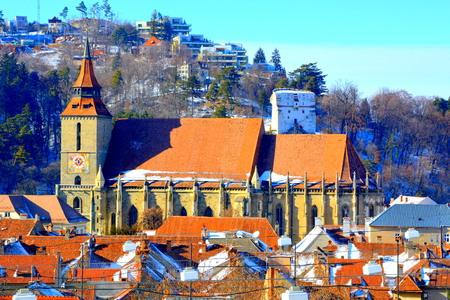 BÈ™lack church.