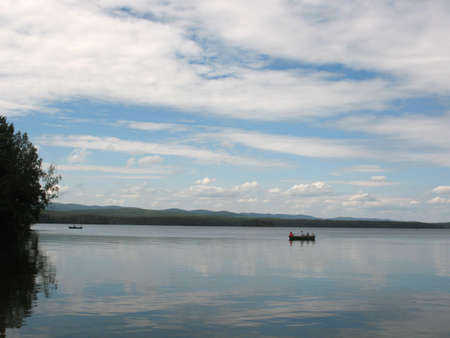 silence lake photo