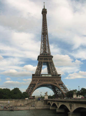 Eiffel tower Stock Photo - 4877554