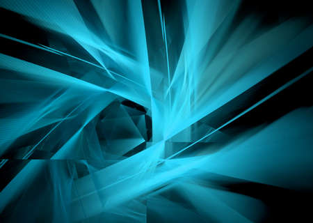 Computer generated background of abstract fractal shapes Reklamní fotografie