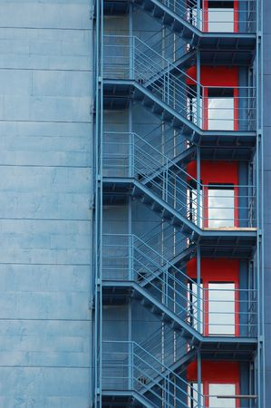 backstairs: alcuni backstairs alta di costruzione