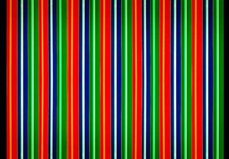 electrify: stripe of neon lighting. Fluorescent lamp design