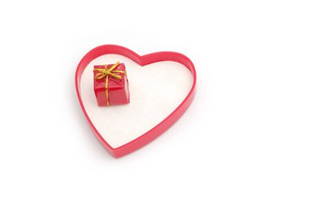 Valentines Day gifts. color heart  photo