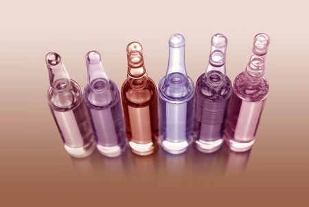 medicament: ampules cl�nica de laboratorio. phramaceutical productos, medicamentos - la vacuna