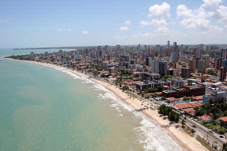 joao pessoa, paraiba, northwest coast of brazil