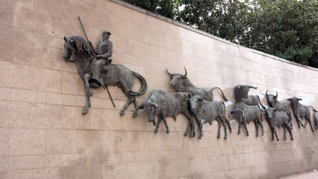 san isidro: plaza de toros de las ventas, madrid, spain