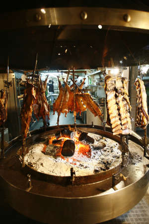 Barbecue  restaurant in Buenos Aires - Argentine photo