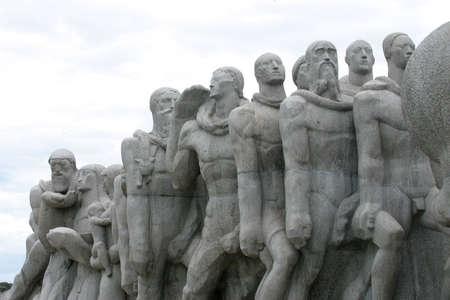 bandeiras monument in sao paulo