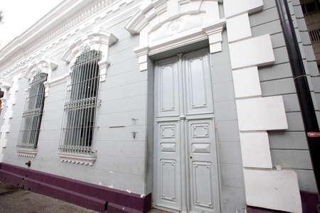 caracas: colonial house in caracas, venezuela