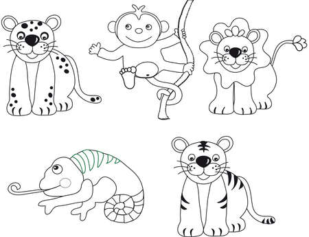 staining: animals