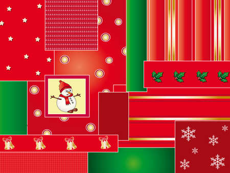 christmas background Stock Photo - 13757679