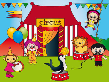 circus Stock Photo - 14030915