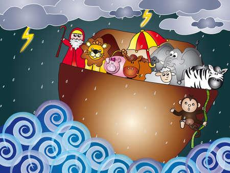 ark: ark noah