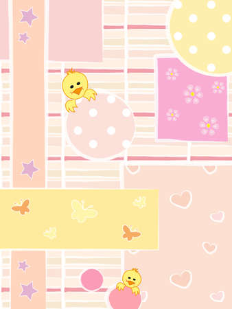 its a girl: baby background
