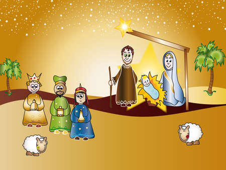 nativity Stock Photo - 14653732