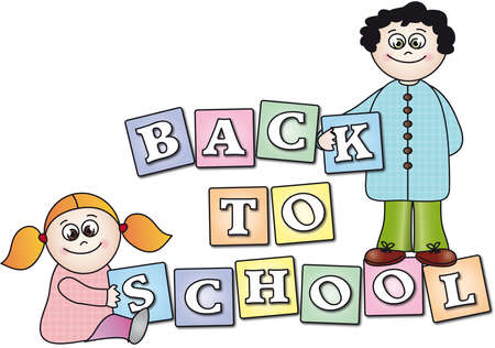 junior: back to school