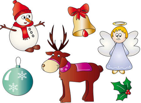 seasonal symbol: christmas symbols