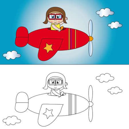 biplane: plane