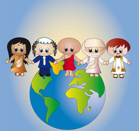 hindues: diferentes religiones