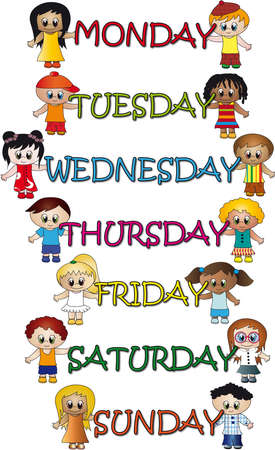 frid: days of week