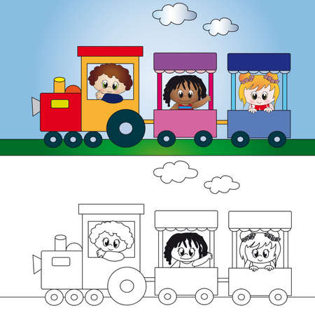 train Stock Photo - 15081475