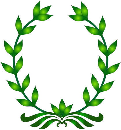 victory symbol Stock Photo