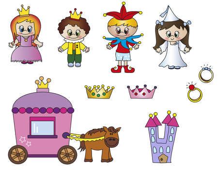 princess icons photo