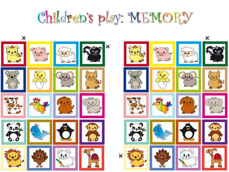 memories: game for children