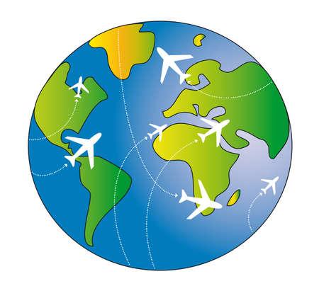 world travel Stock Photo - 15597050