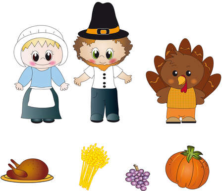 funny turkey: thanksgiving icons