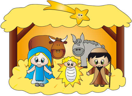 stable: nativity
