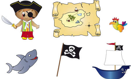 pirate icons photo